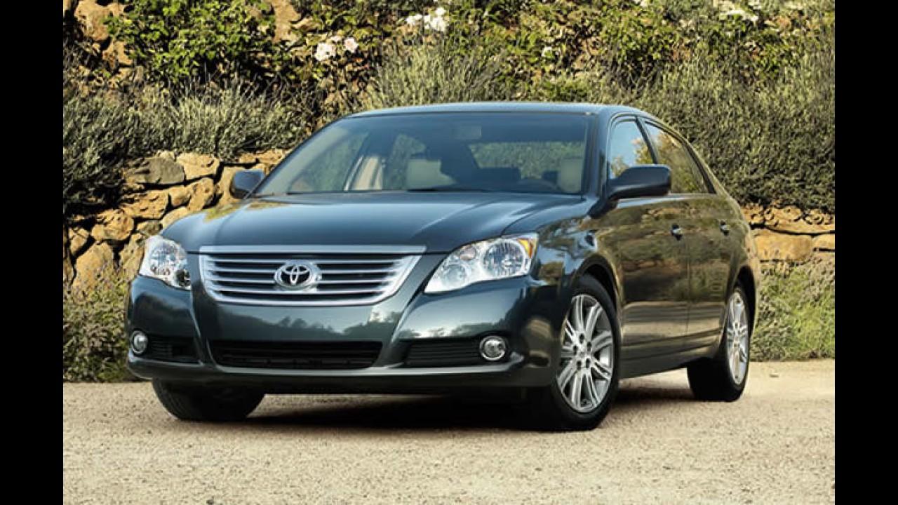 Recall 1 - Toyota convoca mais 934 mil devido a problema no sistema de injeção de combustível