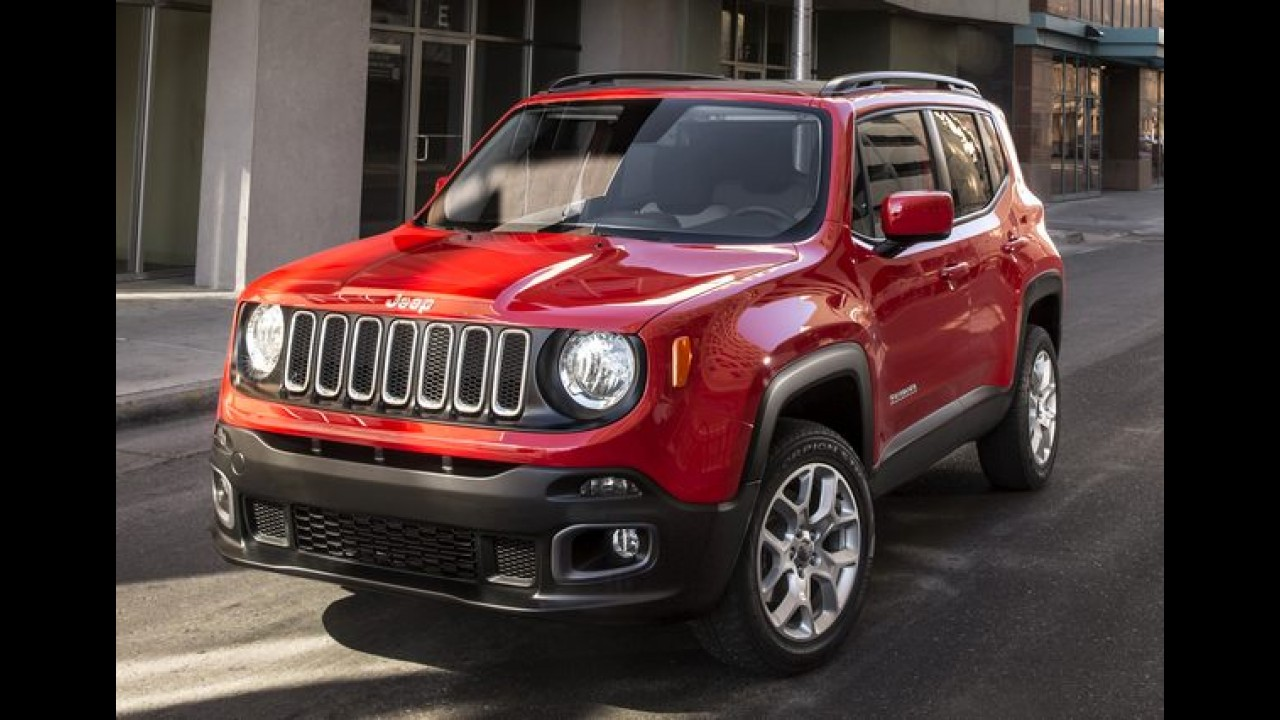 """Planos de crescimento da Jeep incluem Renegade e """"C-SUV"""" brasileiros"""