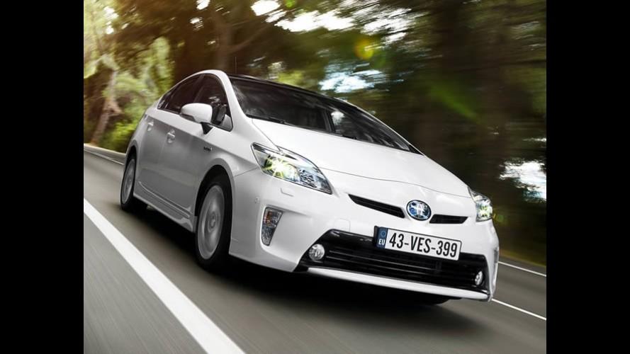 Toyota Prius chega ao 15º mês na liderança do mercado japonês