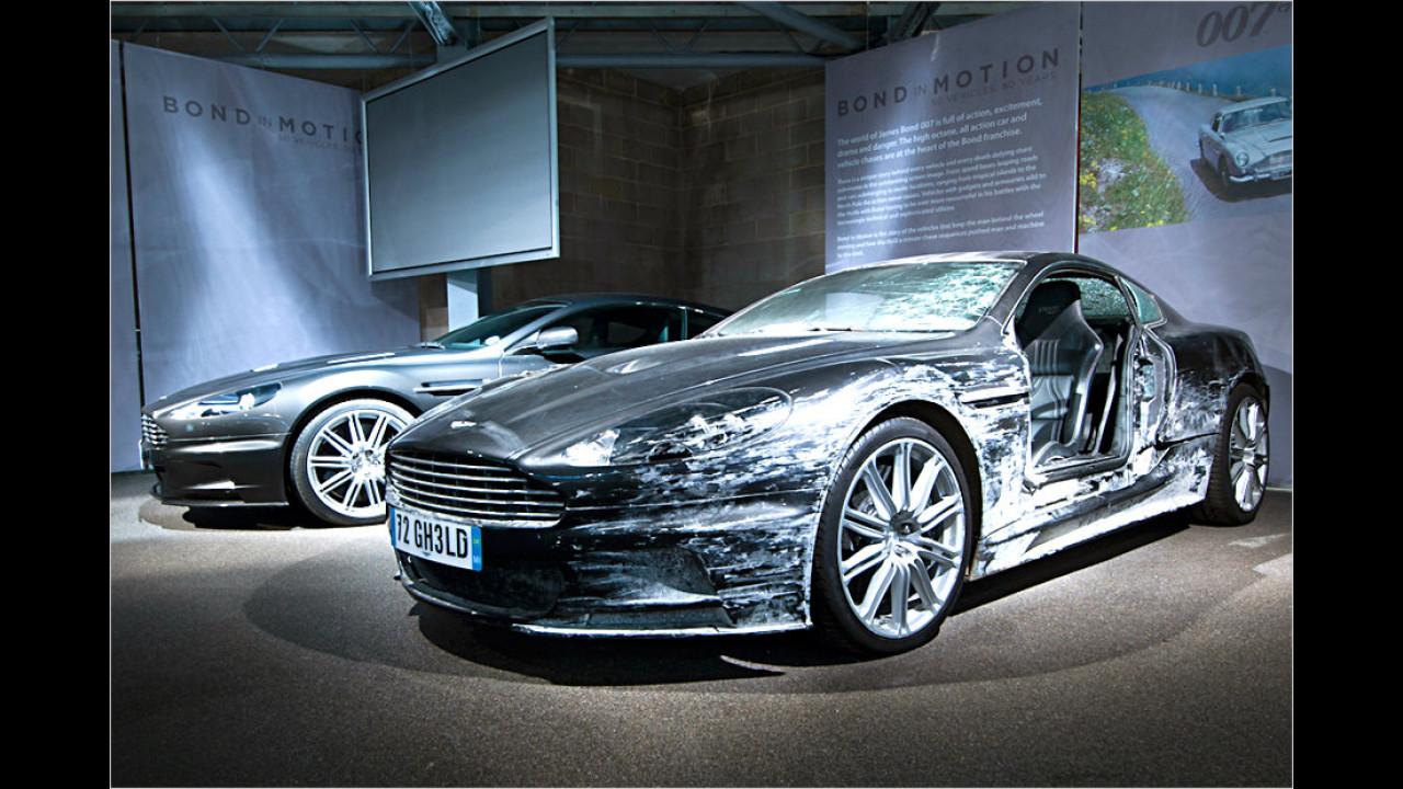 Ein Quantum Trost (2008): Aston Martin DBS