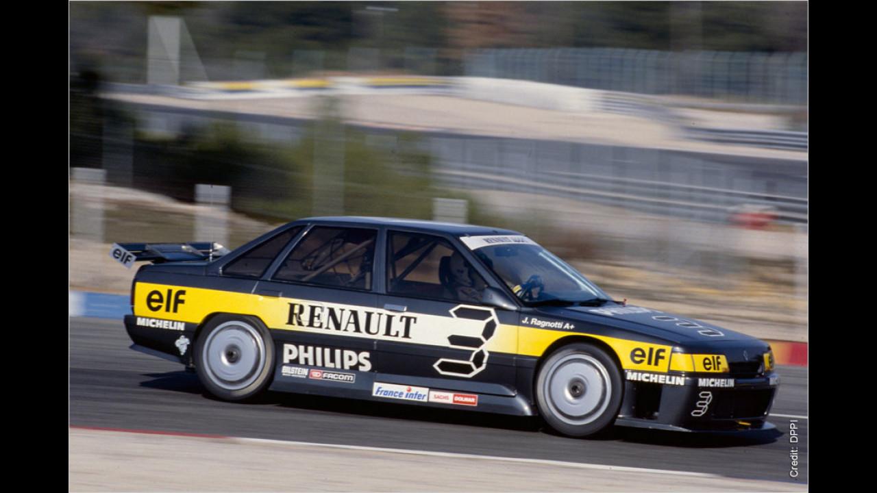 Renault 21 ,Superproduction