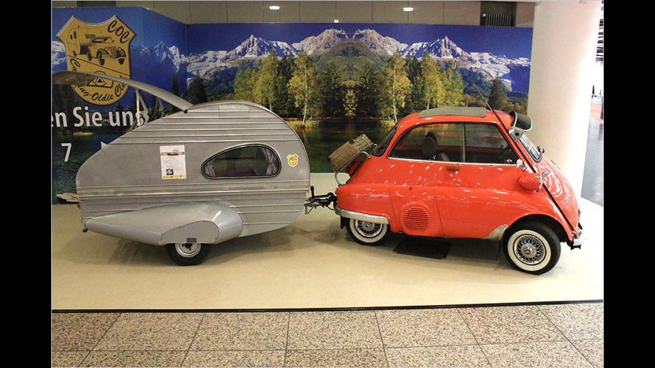 Elektro-Stahlbau Piccolo mit BMW Isetta