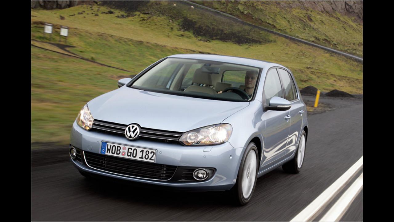 Top: VW Golf/Jetta