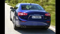 Maserati lässt andere Seiden aufziehen