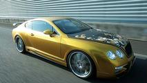 800hp ASI Tetsu GTR Based on Bentley Continental GT