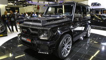 Mercedes-AMG G65 Brabus 900 One Of Ten live in Frankfurt