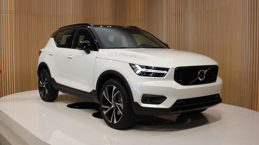Volvo XC40 2018 - Fotos do lançamento