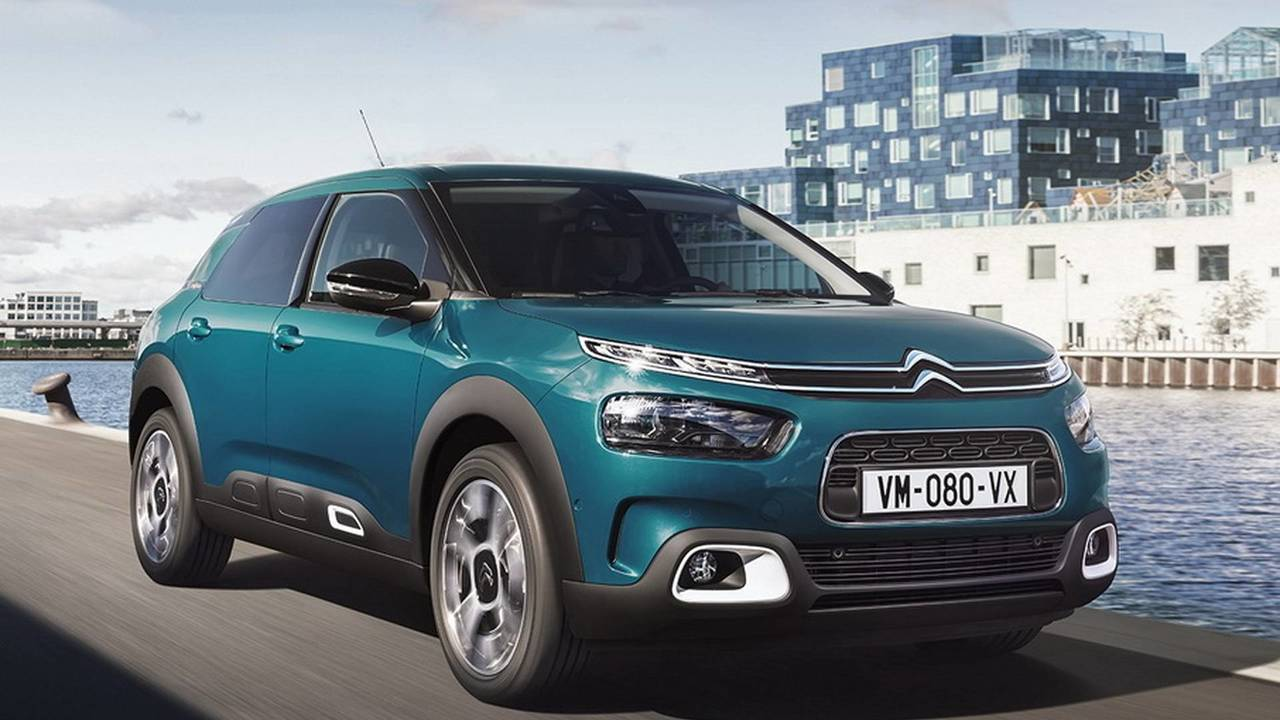 2018 citroen c4 cactus photos. Black Bedroom Furniture Sets. Home Design Ideas