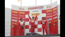 Ferrari Challenge a Misano: i vincitori