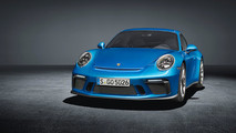Porsche 911 GT3 Touring Package 2018 (fotos filtradas)