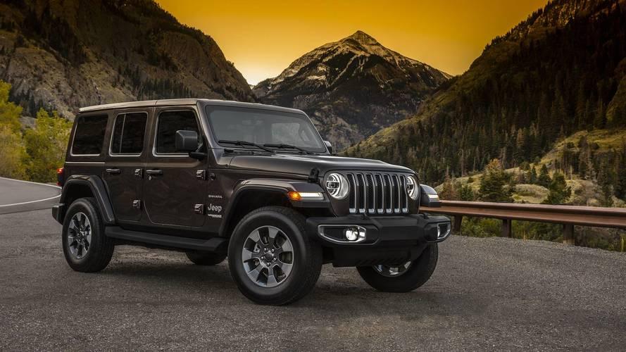 2018 Jeep Wrangler resmen tanıtıldı