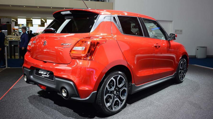 Suzuki Swift Sport Frankfurt