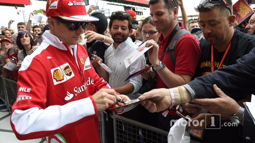Raikkonen could stay at Ferrari in 2018, claims manager