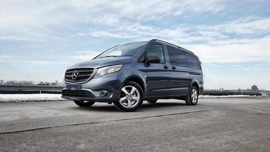 Mercedes Metris unveiled, next-generation Sprinter will be built in U.S.