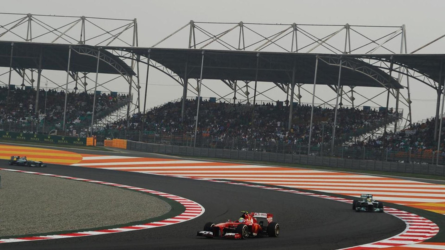 Ecclestone not ruling out India return