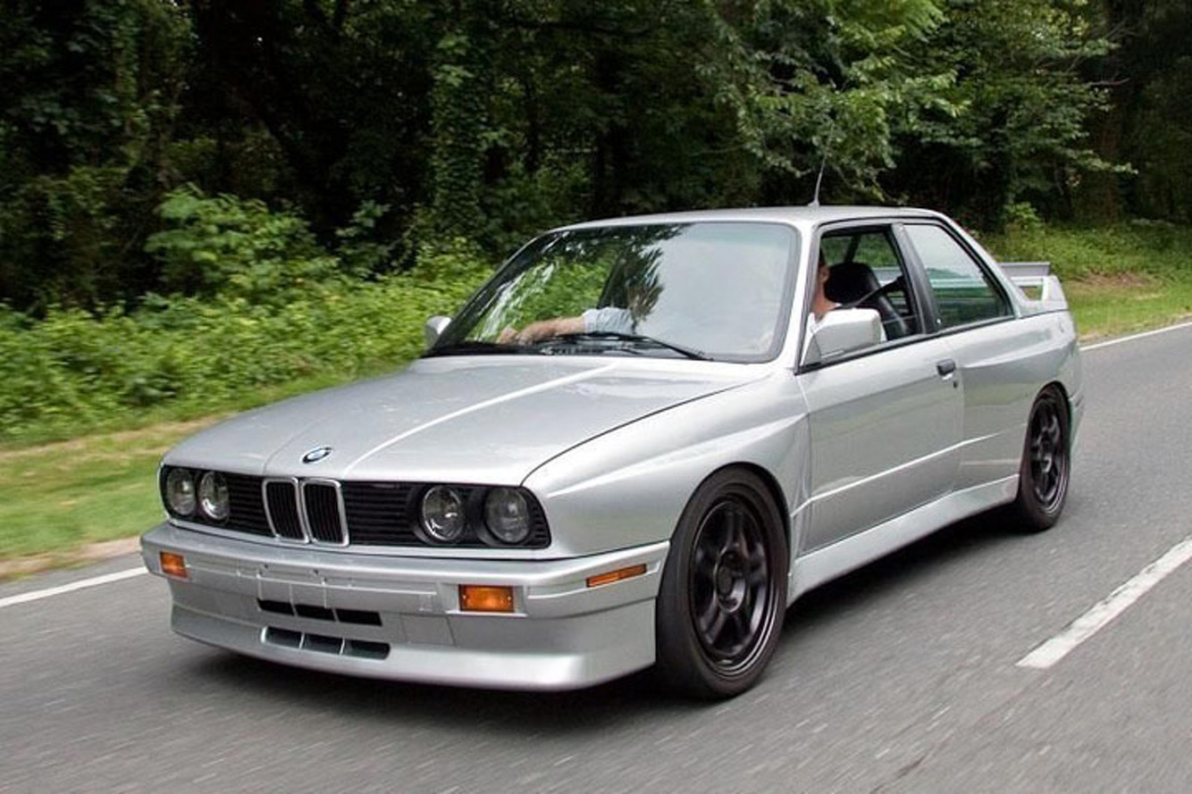 This 1989 BMW M3 Has a V10 Heart and Supercar Price Tag