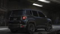 Jeep Renegade Dawn of Justice Special Edition
