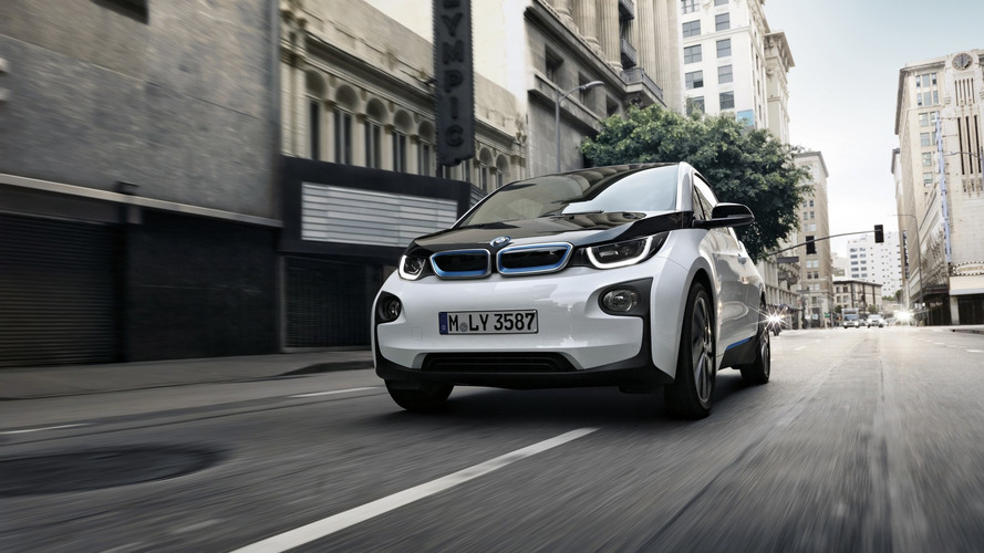 Facelifted BMW i3 could get even sportier