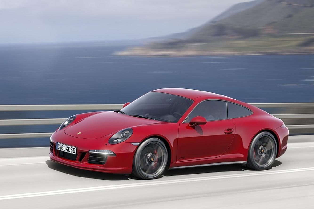 Next-Gen Porsche 911 Could Go Hybrid