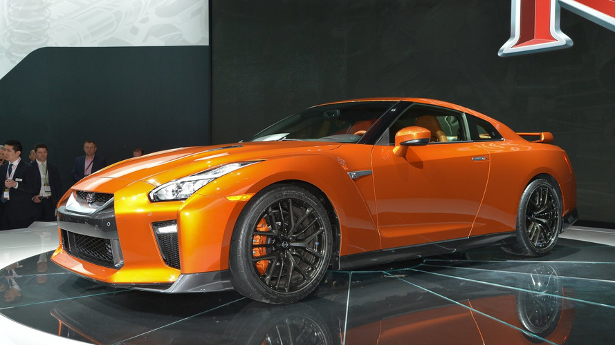 Nissan admits next GT-R could get electrification