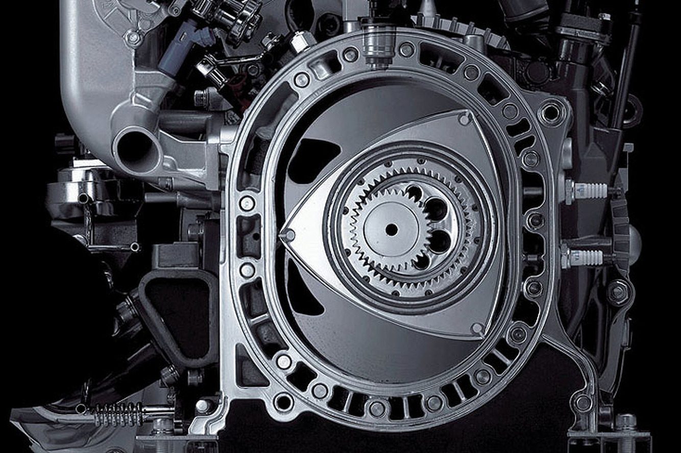 Mazda is bringing back the rotary engine, but there's a catch