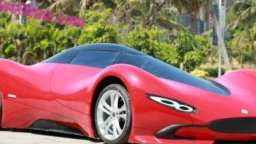 Hainan Xiaohuohua is a hand-made electric vehicle from China
