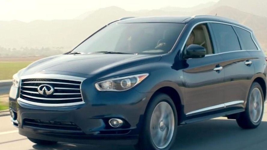 Infiniti QX60 facelift to debut in Detroit