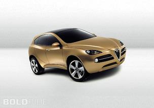 Alfa Romeo Kamal konsepti