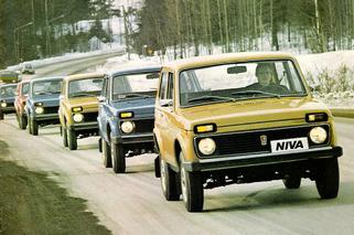 The Lada Niva: Soviet Russia's Gift to the Auto World