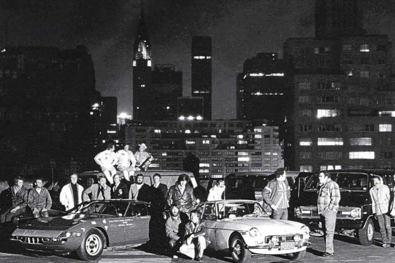 When Manhattan was the Epicenter of Car Culture