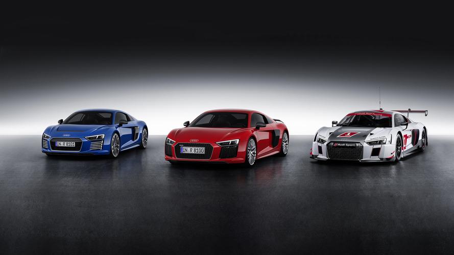 Audi Sport - Une hypercar beaucoup plus puissante que l'Audi R8