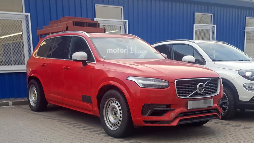 Volvo XC90 test aracı ne saklıyor?