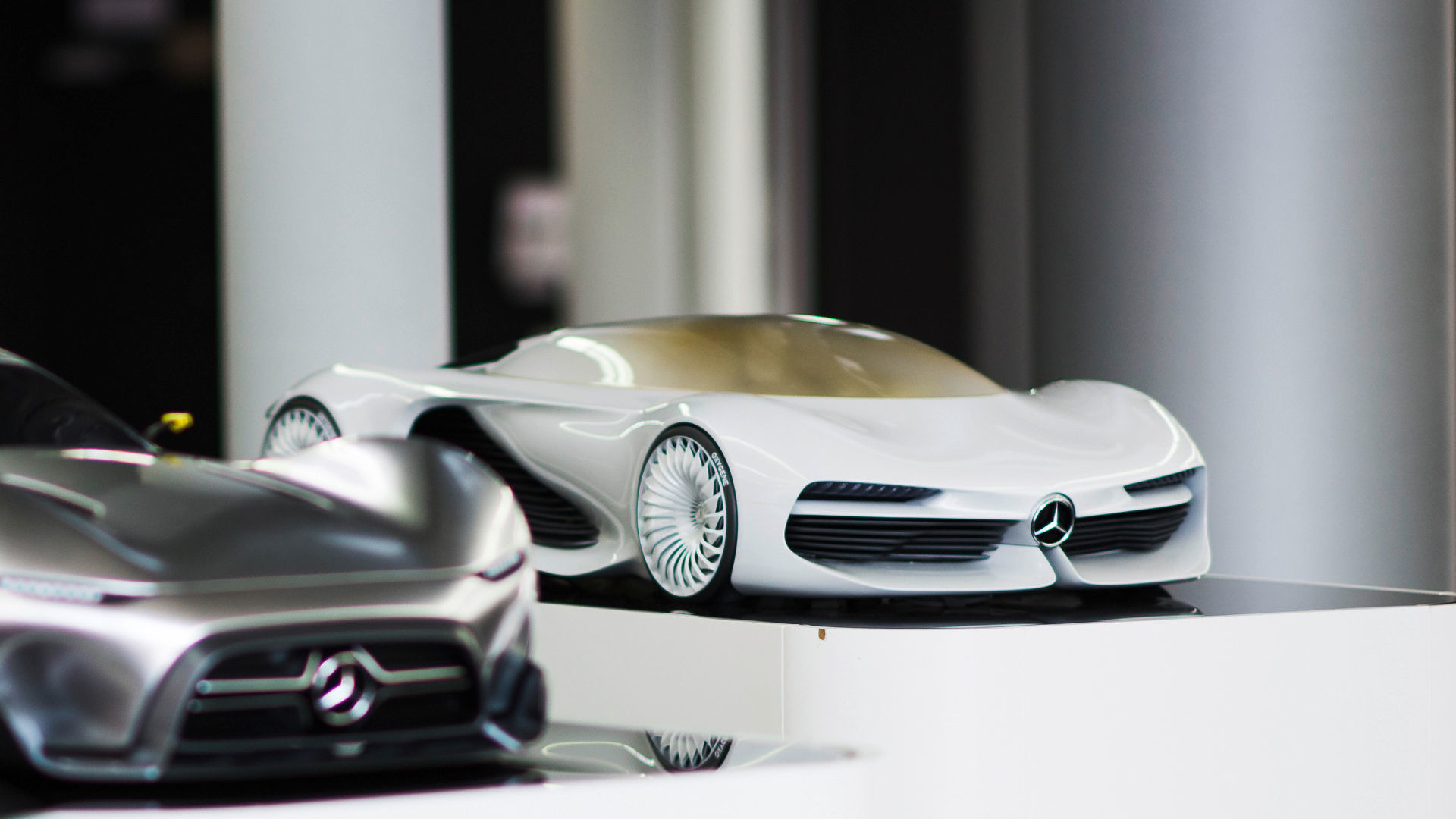 Did mercedes just tease project one in a design study for Mercedes benz amg project one