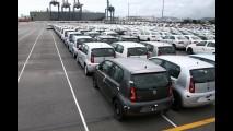Volkswagen afasta 220 funcionários por 20 dias na fábrica de Taubaté