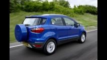 Ford comemora 200 mil unidades do EcoSport na Índia