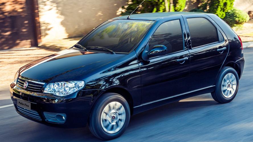 Fiat Palio Fire deixa de ser oferecido com a chegada do Argo na Argentina