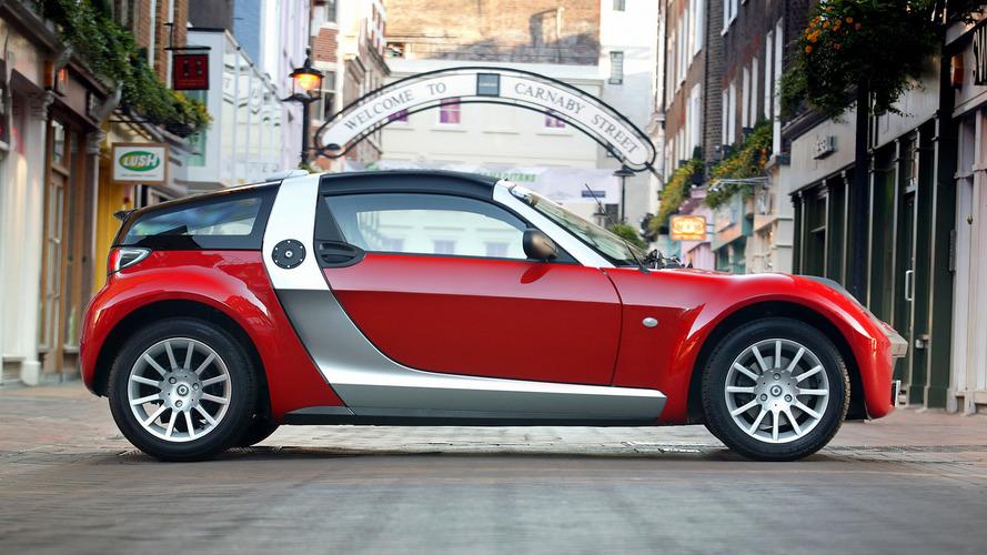 worst sports cars smart roadster. Black Bedroom Furniture Sets. Home Design Ideas