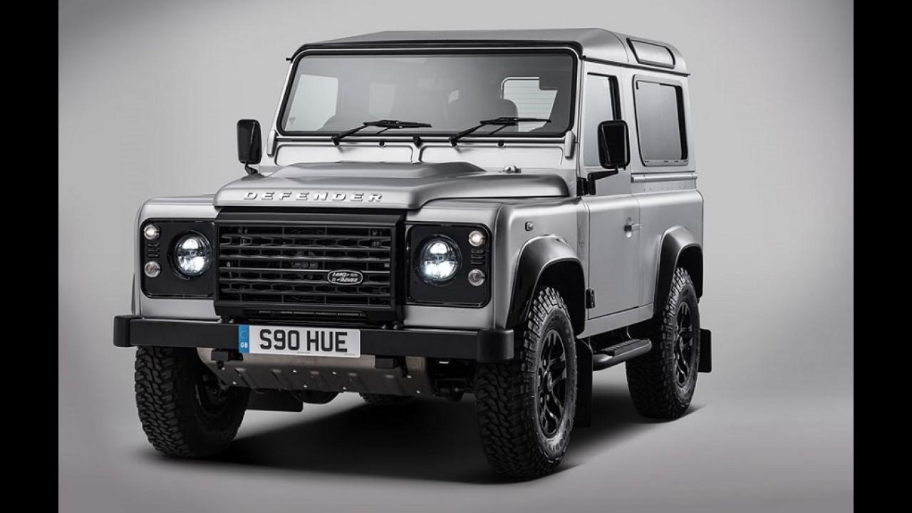 Land Rover convoca Defender no Brasil por problema no cubo de roda