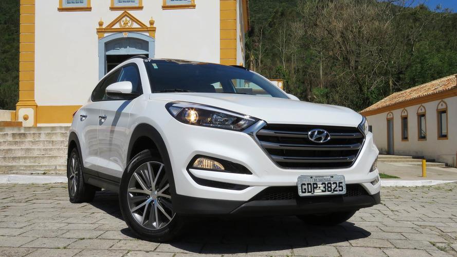 Hyundai venderá New Tucson a preço de HR-V... na Argentina