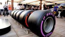 2017 Pirelli tires