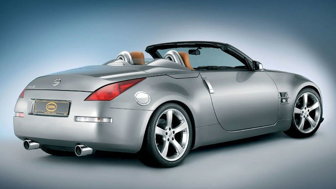 Nissan 350Z Roadster by Cobra N+