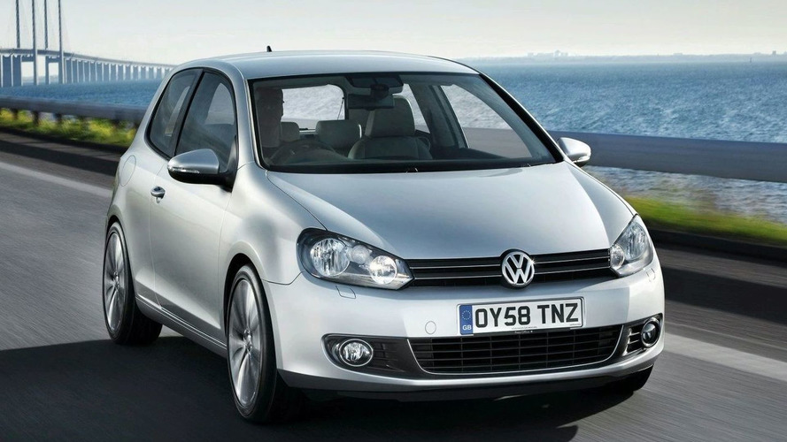 New Golf VI Pricing Announced in the UK