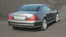 Carlsson CK55 RS Based on New Mercedes SL55 AMG
