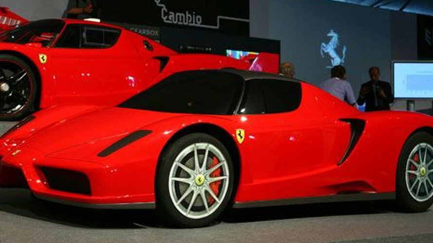 Ferrari Mille Chili Concept Revealed
