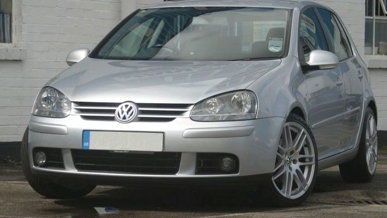 VW Mk5 Golf Tdi