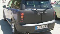 MINI SUV Spy Photos