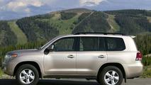 2008 Toyota Land Cruiser