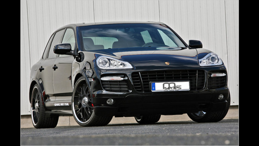 Miranda-Series dopt Porsche Cayenne GTS auf 428 PS