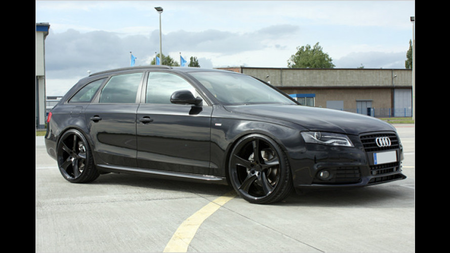 Black Arrow: Avus Performance tunt A4 Avant
