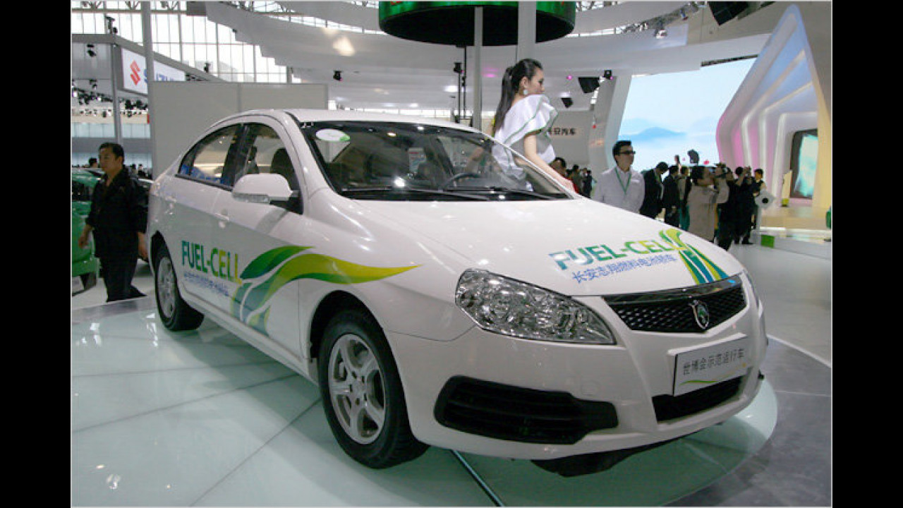 CCAG Fuel-Cell